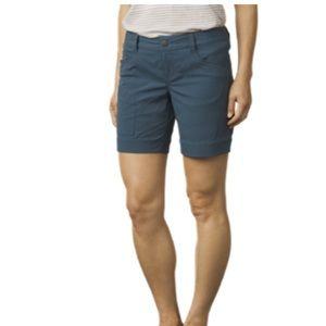 Prana Hazel Hiking Shorts, size 8